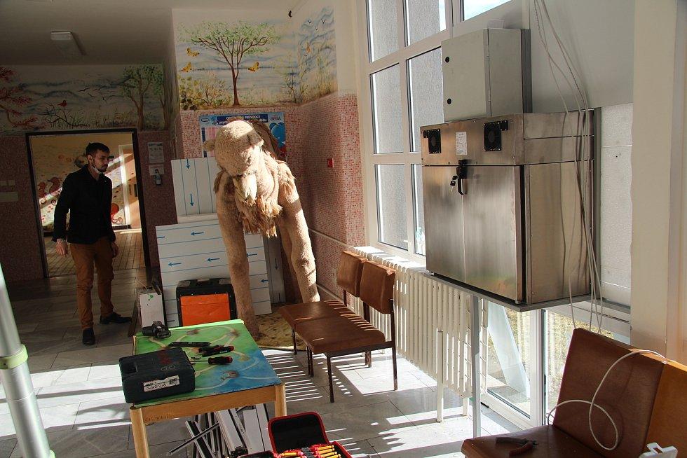 Poslední Babybox na jihu Čech je od úterý 16. února naisntalován v Prachaticích.