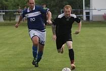 Fotbalový okres: Husinec - Strunkovice B 4:2.