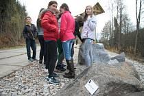 Od úterý 10. listopadu mají Prachatičtí možnost dozvědět se nové zajímavosti z historie města a okolí také v geologické expozici u Fefrovských rybníků.