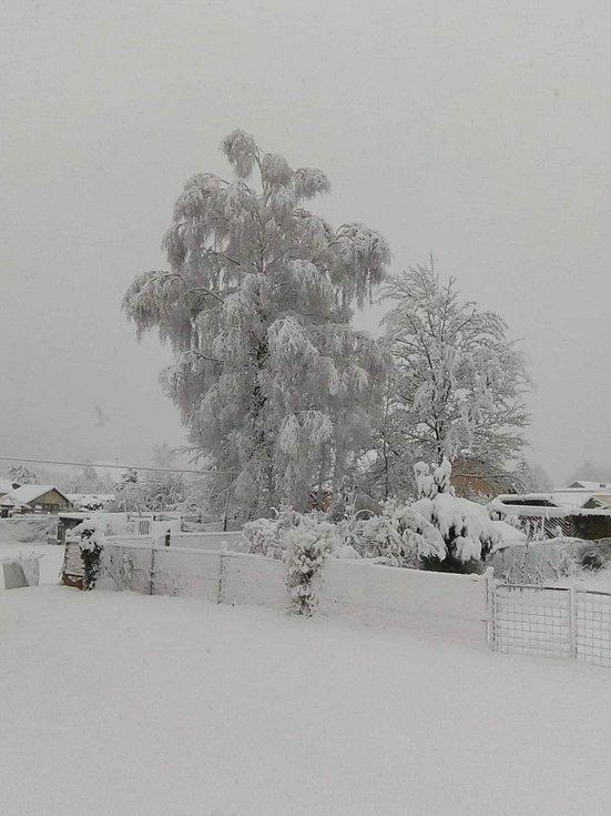 Bílé Záblatí.