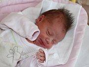 V neděli 22. října osm minut po půl šesté v podvečer v prachatické porodnici poprvé vykoukla na svět Klaudie Harvalíková. Vážila 3370 gramů. Rodiče Jitka a Miroslav Harvalíkovi jsou z Prachatic.