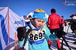 Šumava o víkendu žila dalším ročníkem Šumavského skimaratonu.