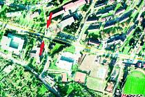 Sušická ulice ve Vimperku je pro přecházení nebezpečná.