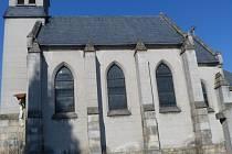Hřbitovní kaple Nejsvětějšího srdce Páně ve Vimperku.