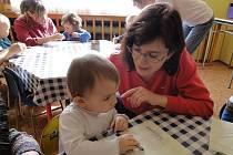 Netolický mini klub si oblíbily maminky i jejich batolata