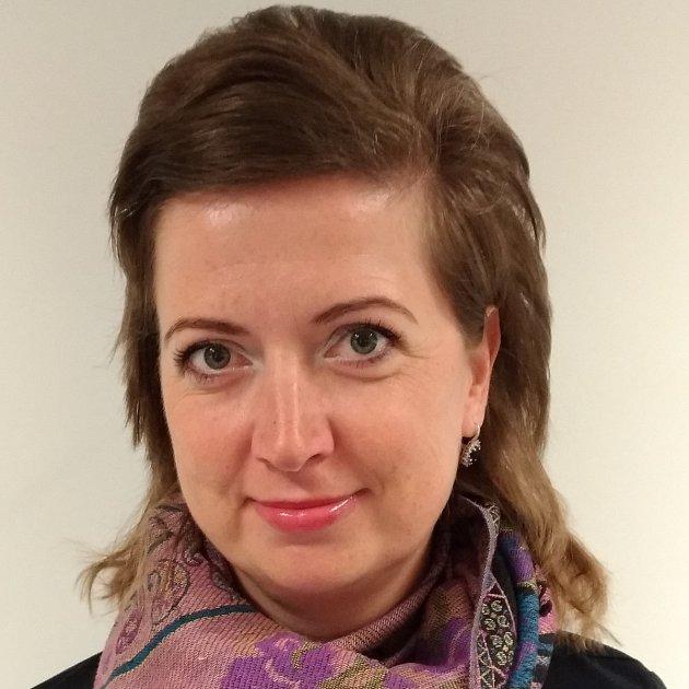 Růžena Štemberková, 41let, Prachatice