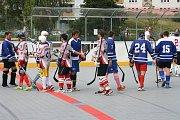 Prachatická hokejbalová aréna byla v sobotu dějištěm již sedmého ročníku Highlanders Cupu.