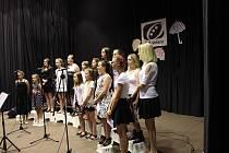 Pro rodiče a kamarády koncertovali volarští muzikanti v tomto školním roce naposledy. Foto: Ladislav Beran