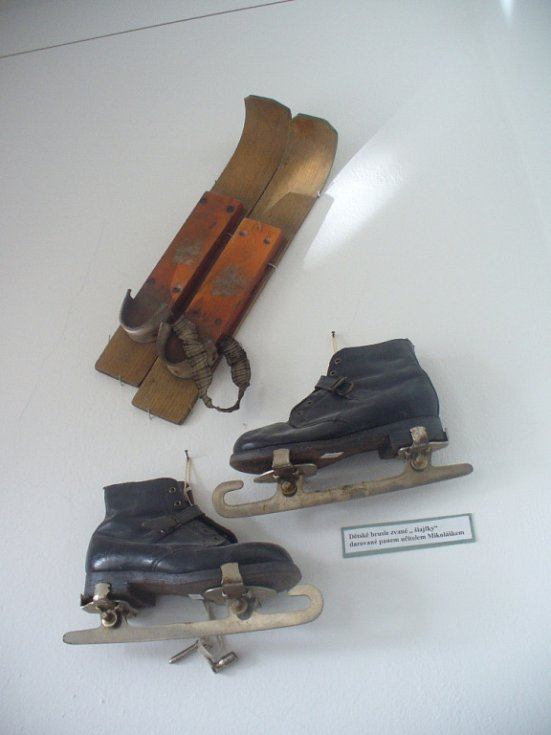 Muzeum hraček v Dobříši.
