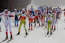 Vimperským lyžařům se na MČR v Jablonci dařilo.