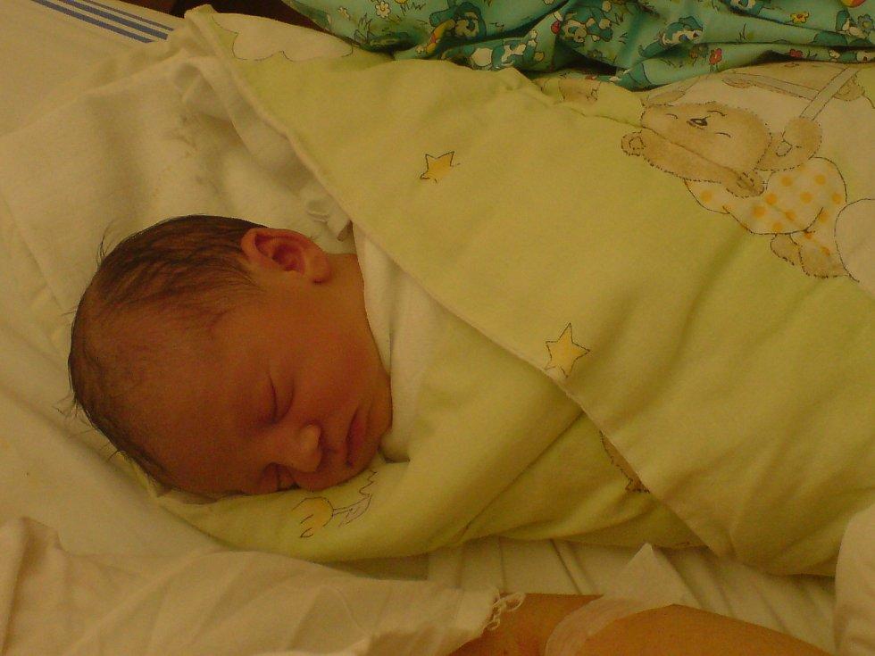 Adéla Eichlerová je čtvrtým dítětem Heleny a Václava Eichlerových ze Svojnic. Narodila se v prachatické porodnici 22. února ve 14.25 hodin. Vážila 3100 gramů a měřila 49 centimetrů. Doma už se na malou sestřičku těší sourozenci Václav (14 let), Helena (11