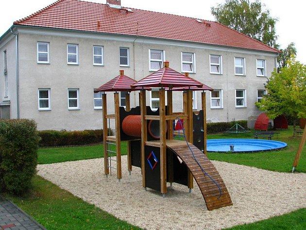 Mateřská škola v Netolicích.