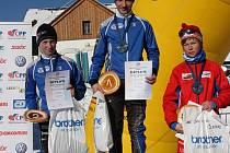 J. Mánek dvakrát vyhrál, T. Kalivoda byl dvakrát druhý.