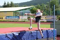 Atletická sportovní soutěž 2. stupně ZŠ 2016.