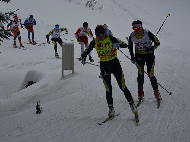 Vimperští lyžaři klasici sbírali tituly v Novém Městě na Moravě.