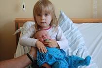 Petr Gsöllhofer se narodil v prachatické porodnici v sobotu 29. června v 11.30 hodin. Vážil 3990 gramů. Rodiče Petra a Petr si syna odvezli domů, do Hoříkovic. První fotografování si nenechala ujít sestřička Kristýnka (3 roky).