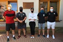 Virtuální turnaj vydělal peníze pro Dům klidného stáří v Pravětíně.
