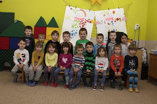 Mateřská škola vKrumlovské ulici vPrachaticích - 2.třída