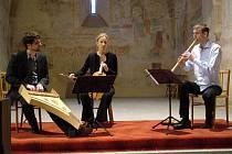 letní škola staré hudby nabídne veřejnosti koncerty žáků i lektorů.