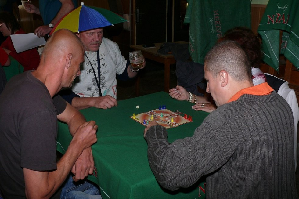 V Bohumilicích se hrál turnaj v Člověče, nezlob se.