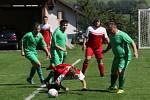 Fotbalový OP Prachaticka: Lhenice B - Dub 8:0. Foto: Jan Klein