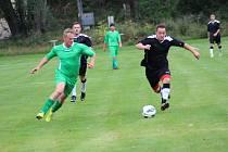 O víkendu pokračují fotbalové soutěže v okrese i kraji.