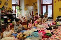 Jarní prázdniny ve Volarech navázaly na pololetní, a tak si děti hned v úvodu února užívaly.