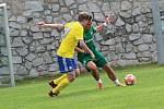 Fotbalová příprava: Tatran Prachatice - Šumavan Vimperk 6:3 (3:3).