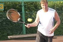Vladimír Špička patří v trojboji k nejúspěšnějším hráčům.