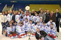 Hokejisté skončili na turnaji v Mostu druzí.