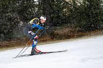 Světový pohár lyžařů. Ilustrační foto.
