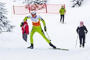 Vimperským lyžařům se na Českém poháru dařilo.