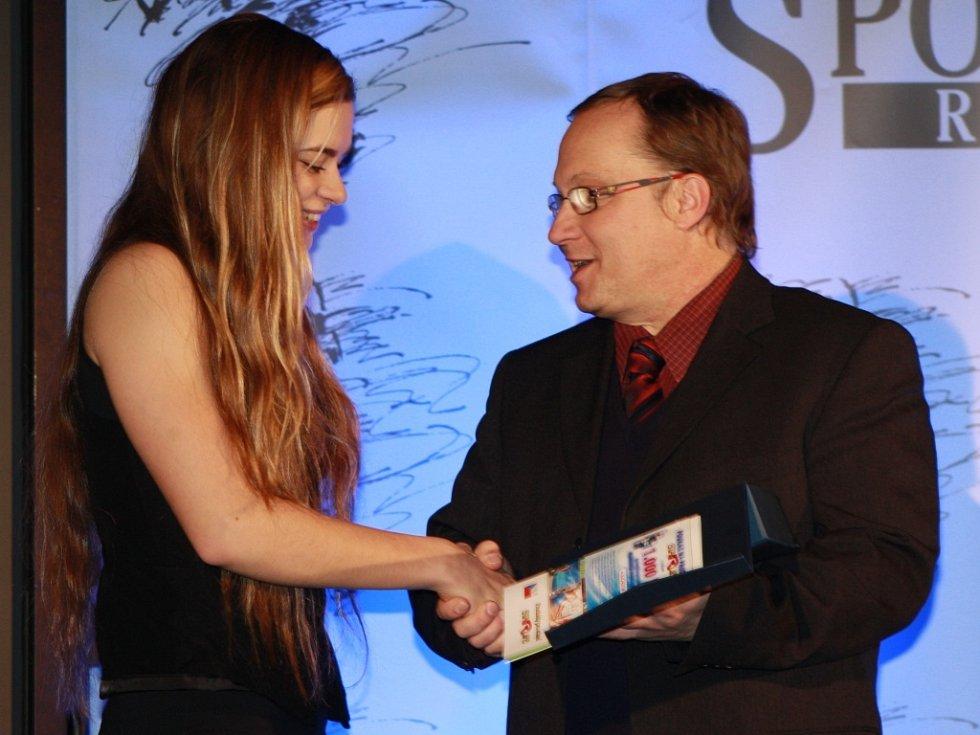 Hvězdou Prachatického deníku se stala Andrea Klementová.