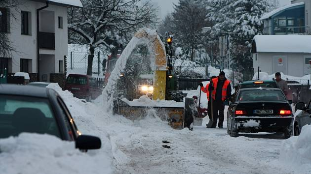Zima se letos prodraží zřejmě i v Prachaticích.