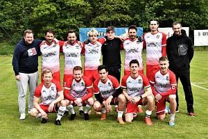 Fotbalisté FK Lažiště v neděli ve Strunkovicích naposledy nastoupili pod svým názvem, od 1. června se spojili s Tatranem Prachatice.
