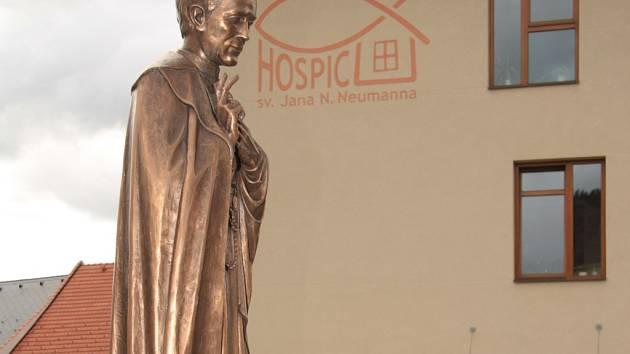 Hospic sv. Jana N. Neumanna v Prachaticích, ilustrační foto