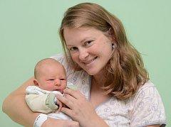 Ve strakonické porodnici se ve středu 30. srpna deset minut před půlnocí narodil Jan Rychtář. Vážil 3570 gramů. Rodiče budou svého prvorozeného syna vychovávat ve Čkyni.