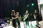 Vánoční koncert muzikantů z volarské ZUŠky.