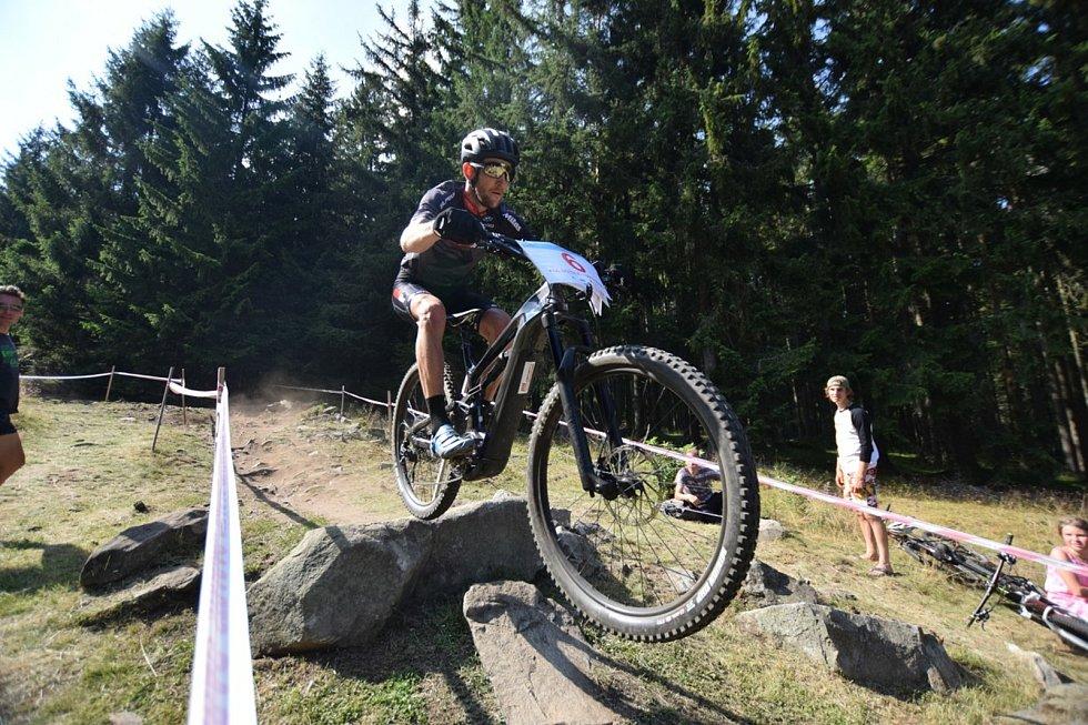 Český pohár cross country 2020 - Elite muži a U23.