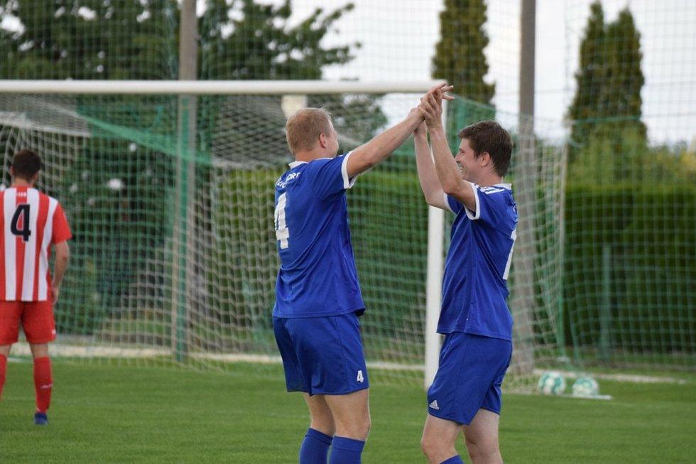 Fotbalová příprava: Netolice - Vimperk 2:3.