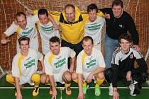 V sobotu 17. ledna se ve sportovní hale v Prachaticích odehrály zápasy krajského finále Českého poháru futsal sálové kopané. Bombarďáci Větřní.