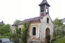Kaple na Brantolově dvoře.