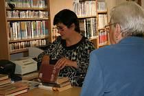 Prachatická knihovna využívá nejmodernější techniku.