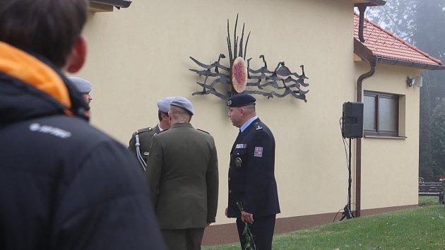 Pohřeb tragicky zemřelého vojáka Tomáše Procházky v Prachaticích