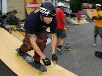 Skateboard má v Prachaticích tradici