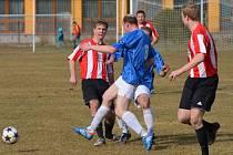Vimperk v generálce na jaro vyhrál 8:0.