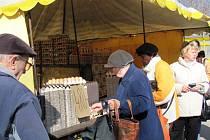 O vejce je velký zájem. Do Česka je totiž dodáváno daleko méně vajec. Jejich cena je navíc daleko vyšší.