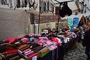 Ani studené počasí Vimperáky neodradilo, vyrazili na tradiční Vánoční trhy.