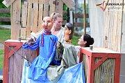 V duchu 100. výročí založení republiky se Vimperský Frňák.