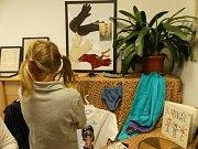 Výstava vzpomínek je k vidění i osahání v prachatickém SeniorPointu.